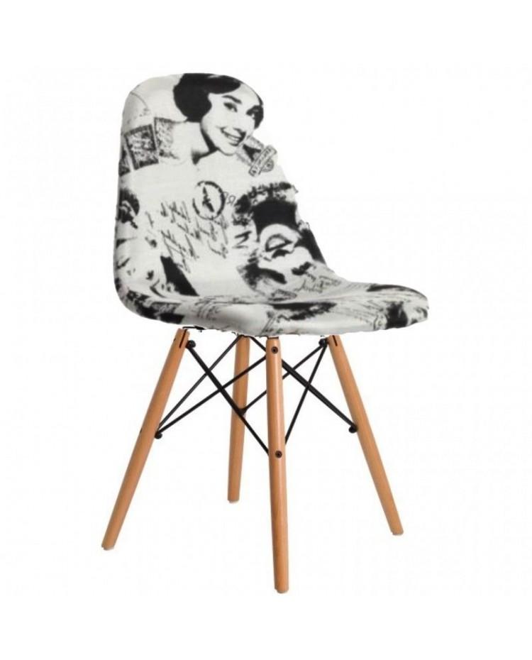Silla Eames Marilyn x 4 unidades