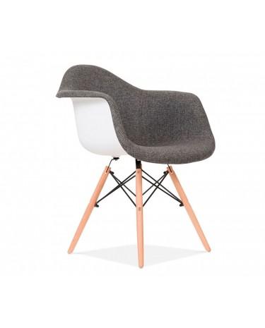 Sillón Eames Grey