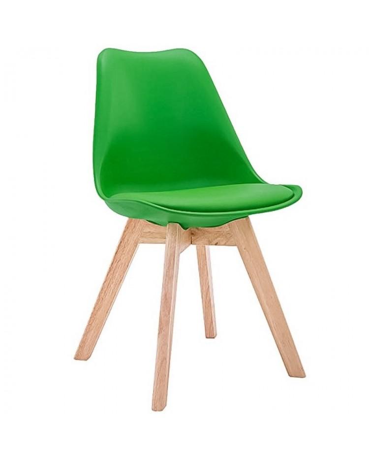 Silla Tulip Verde x 8 unidades