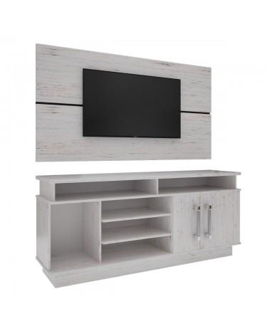 Rack TV 1,60 mts con Panel